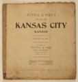 Tuttle and Pike's atlas of Kansas City, Kansas - 1