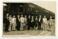 Herbert Clark Hoover, Strong City, Kansas - 1