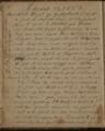 Samuel Reader's diary, volume 2 - 8