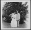 Wedding gown worn by Dorothy Peterson Sitts - 2