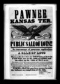 Pawnee, Kansas Territority