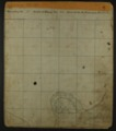 Shawnee Indian reservation plat maps of 1854 - 5