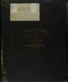 Historical plat book of Washington County, Kansas - Cover