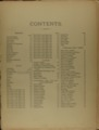 Historical plat book of Washington County, Kansas - Contents