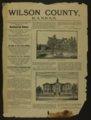 Handbook of Wilson County, Kansas - 1