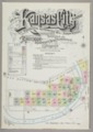 Atlas of Kansas City, Kansas, formerly Wyandotte, Kansas City, Kansas and Armourdale, including Argentine, and Rosedale - Title page