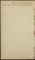 Samuel Reader's diary, volume 8 - Inside Front Cover