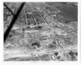 Topeka Veterans Administration hospital - An aerial view of the construction of the new Veterans Administration hospital in May 11, 1956.