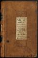Samuel Reader's diary, volume 9