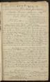 Samuel Reader's diary, volume 7 - 1