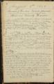 Samuel Reader's diary, volume 7 - 6