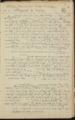 Samuel Reader's diary, volume 7 - 9