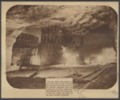 Carey Salt Company operations - *12 Photograph, with caption, of a large cavern