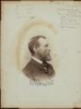 Samuel Reader's diary, volume 11 - Inside Front Cover