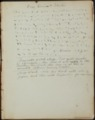 Samuel Reader's diary, volume 11 - Facing Inside Front Cover