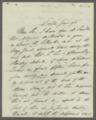 Dorothea Dix correspondence