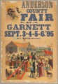Anderson County fair at Garnett, Kansas