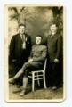 Richard Mattox, Merrion R. Mattox and Arthur Edward Mattox - 1
