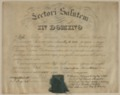 Lucy Hobbs Taylor's diploma