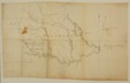 United States Office of Indian Affairs, Central Superintendency, St. Louis, Missouri. Surveys of Indian Reservations - Delaware lands, 1839