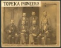 Early citizens and leaders of Topeka, Kansas - 1