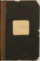 Samuel Reader's diary, volume 15