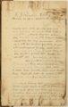 Samuel Reader's diary, volume 15 - 1