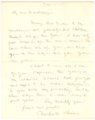 Charles M. Sheldon and Central Congregational Church correspondence - 2