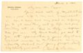 Charles M. Sheldon and Central Congregational Church correspondence - 8