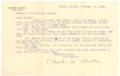 Charles M. Sheldon and Central Congregational Church correspondence - 11