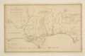 Map of Louisiana from D'Anville's atlas