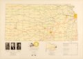 Official Kansas state railroad map