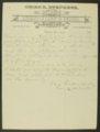 Frank H. Belton letter to Governor John Martin - 3