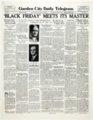 Black Friday meets its master