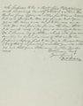 Mark W. Delahay to Abraham Lincoln - 3