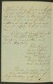 Charles Miller to Kansas Adjutant General - 2