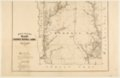 Missouri River, Fort Scott and Gulf Railroad map of the Cherokee neutral lands, Kansas - 1