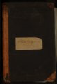 Kansas State Temperance Union legal documents - Front Cover