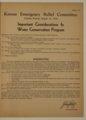Kansas Emergency Relief Committee, bulletin 89 - 1