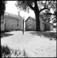 Views of the Isaac Goodnow house, Manhattan, Kansas