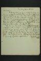 William H. Marguess to Lewis Allen Alderson - 1