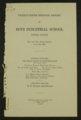 Biennial report of the Boys Industrial School, 1938 - 1