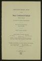 Biennial report of the Boys Industrial School, 1950 - 1