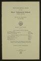 Biennial report of the Boys Industrial School, 1952 - 1
