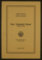 Biennial report of the Boys Industrial School, 1954 - Front Cover