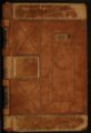 Record of Claims allowed for losses by guerillas and marauders during 1861-1865 - Cover