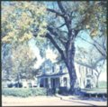 Views of the Kaw Mission in Council Grove, Kansas - 2