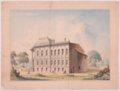 Original drawing for Kansas Capitol Building, Topeka, Kansas