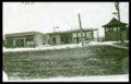 W. L. Allen gas station in Leon, Kansas