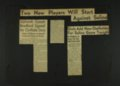 Coffman baseball scrapbooks - 11